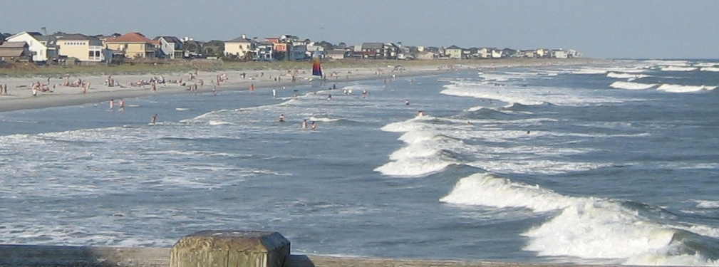 Folly Beach Sc Just A Short Drive From Downtown Charleston